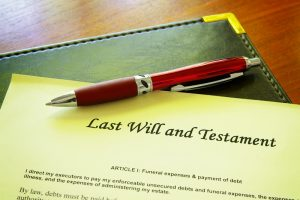 Signing a Will Under Conservatorship