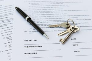 Purchase contract for probate homes for sale