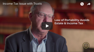 Income Tax Issues With Trusts