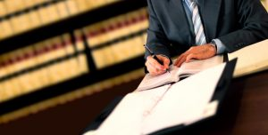 Lawyer specializing in real estate