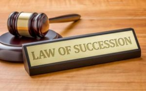 Laws of Intestate Succession
