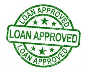 Underwriting Approvals for a mortgage loan