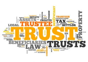 Many types of California Trusts