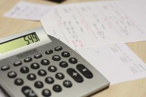 Calculating debts
