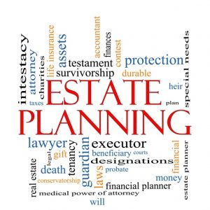Estate planning includes trusts and can avoid a conservatorship