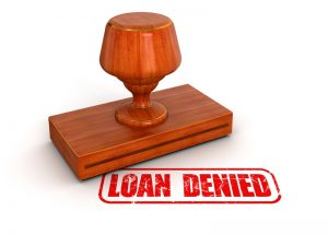 Sometimes requests for a home loan gets denied