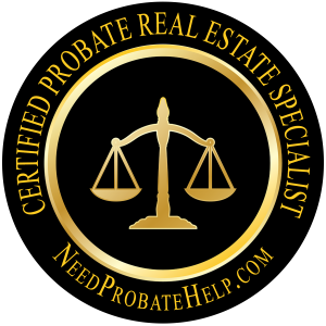 probate real estate specialized services