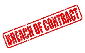 Breach of Contract California laws for quicker evictions