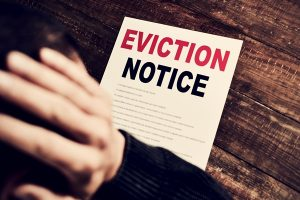 Eviction Notice - California laws for quicker evictions