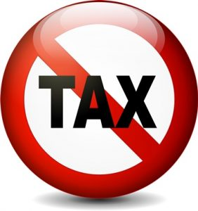 Trusts and tax exemptions can mean no tax