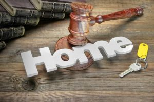 Selling homes in probate is part of the legal probate process