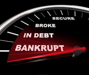 Bankrupt homeowners associations mean there is no collateral to secure a loan
