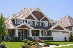 Underwriting home loan approvals look to see if there is real estate on the Schedule E