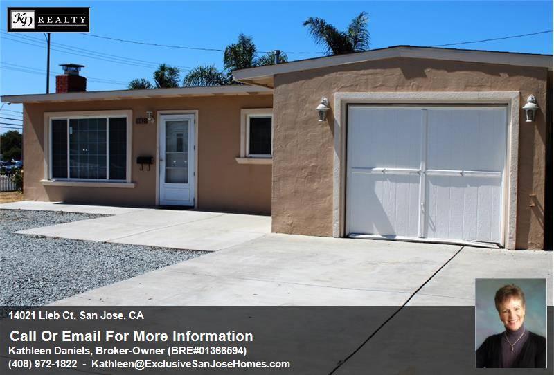 Alum Rock San Jose Home for Sale