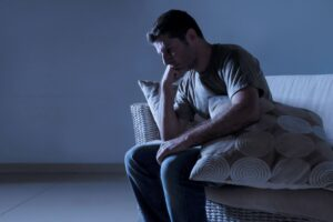 Grief from loss of a spouse