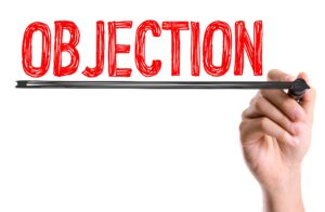 If objection to notice of proposes action is filed the public administrator may not act independently
